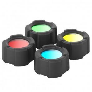 Kleurfilters voor Ledlenser MT14 zaklamp