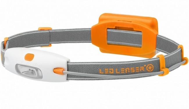 NEO oranje hoofdlamp
