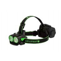 Ledlenser XEO 19R hoofdlamp groen