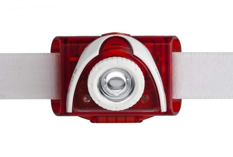 Zaklamp Rood Licht : Ledlenser seo rood zaklamp