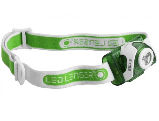 Led Lenser SEO3 hoofdlamp