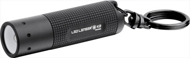 Led Lenser K2 zaklamp