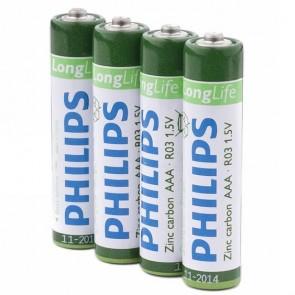 Philips 4 AA batterijen
